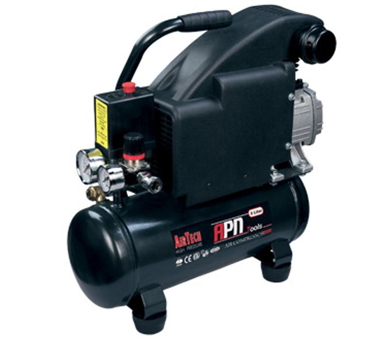 کمپرسور هوا 8 لیتری APN مدل AC 8 P