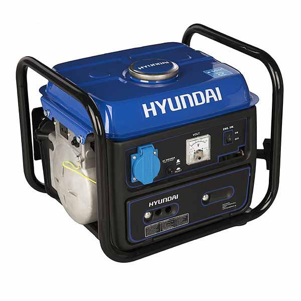 موتور برق 1 کیلو وات هیوندای مدل HG2010-PG