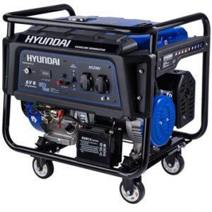 موتور برق 6/5 کیلو وات هیوندای مدل HG9650-PG