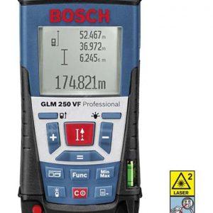 متر ليزری 250 متری بوش مدل GLM 250 VF