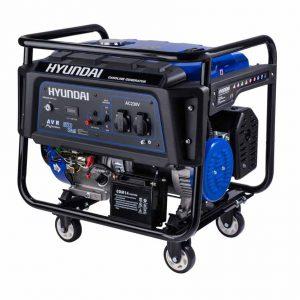 موتور برق 8500 وات بنزینی هیوندای مدل HG8225