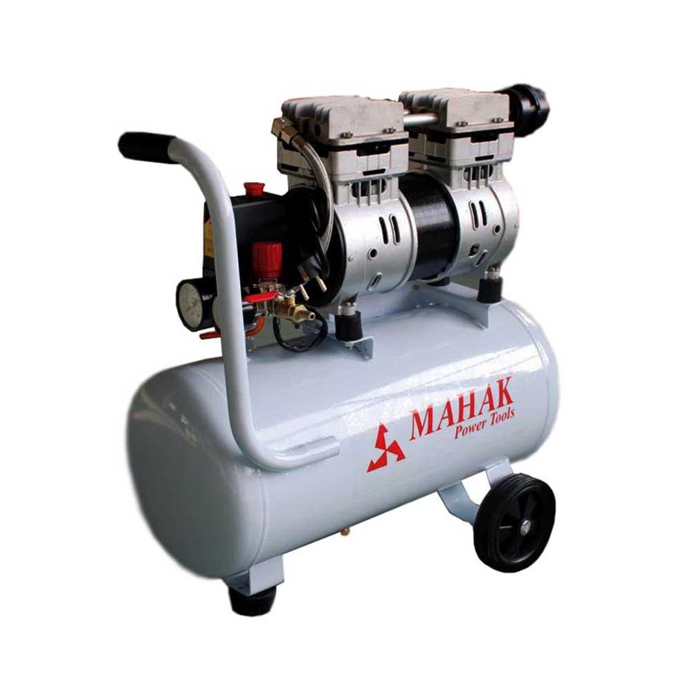 کمپرسور 24 لیتری بدون صدا و روغن محک مدل HSU-750