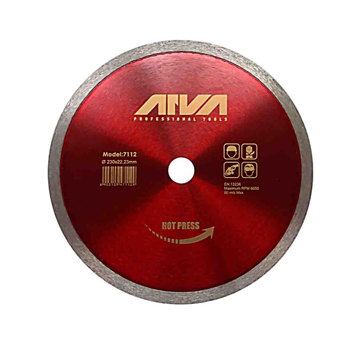 دیسک سرامیک بر بزرگ آروا مدل 7112
