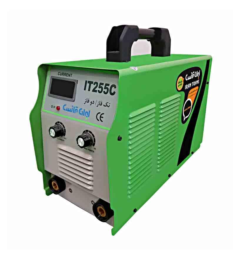 اینورتر جوشکاری ایران ترانس مدل IT255C