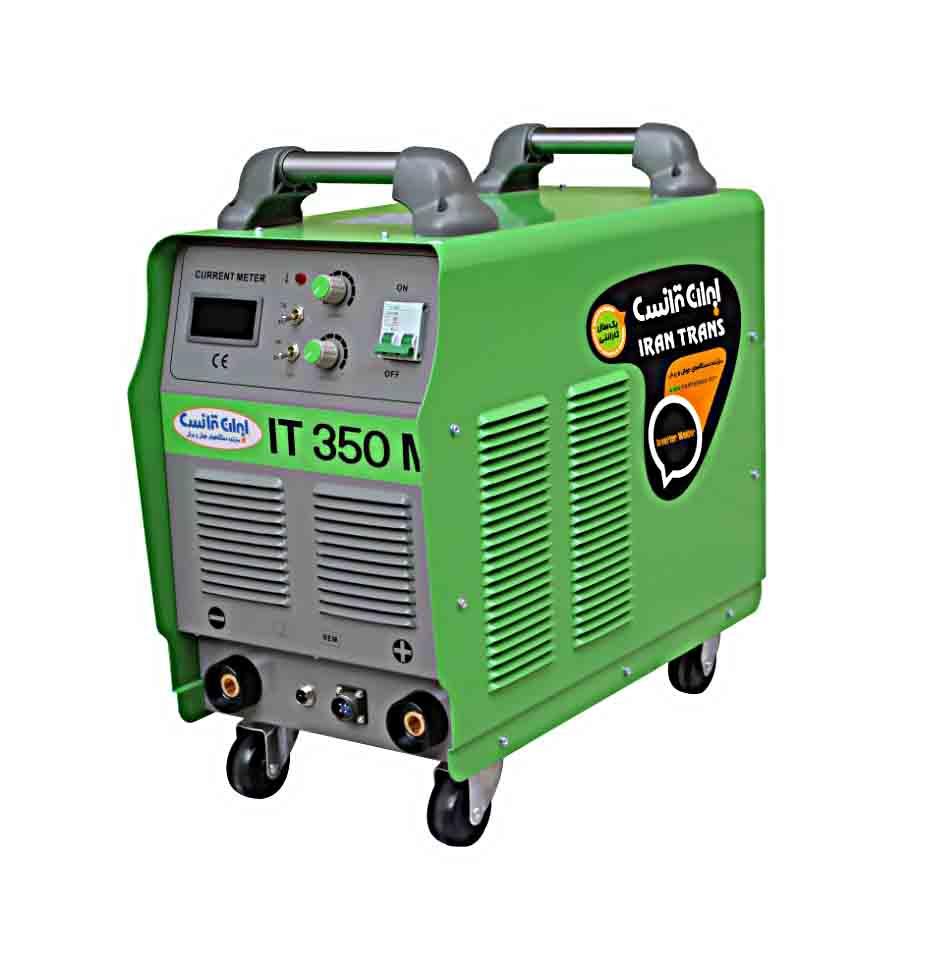 جوش اینورتر الکترود 350 آمپر ایران ترانس مدل IT 350 M