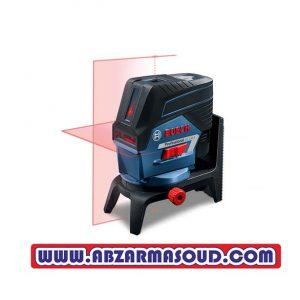 تراز لیزری ترکیبی بوش مدل GCL 2-50 C Professional