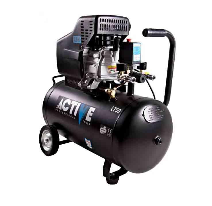 کمپرسور باد 80 لیتری اکتیو مدل AC-1080